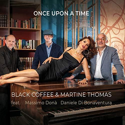 Black Coffee & Martine Thomas