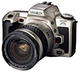 Minolta Maxxum HTsi Plus 35mm SLR Camera Kit w/ 28-80mm Lens