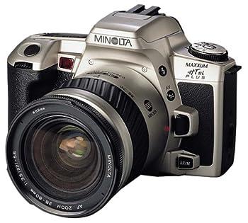 Minolta Maxxum HTsi Plus 35mm SLR Camera Kit w/ 28-80mm Lens