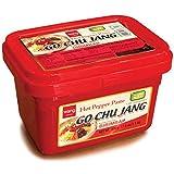 Hot Red Chili Pepper Paste, Korean Traditional Essential Seasoning Sauce