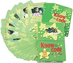 Know the Code: Social Skills Card Game