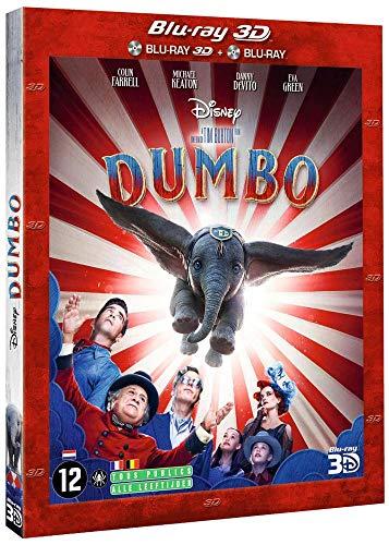 Dumbo [Combo Blu-ray 3D + Blu-ray 2D]