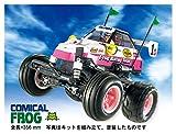 タミヤ 1/10 電動RCカーシリーズ No.673 コミカル マイティフロッグ (WR-02CBシャーシ) 58673