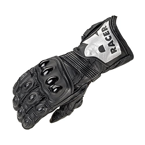 Racer R-Safe handschoen Medium zwart