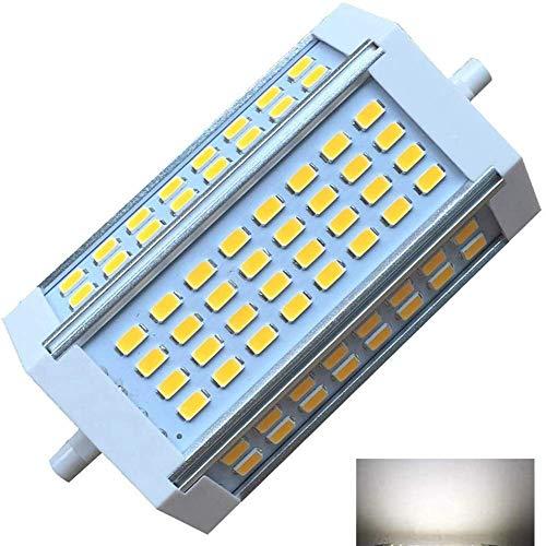 YQGOO Bombilla LED R7s 118mm, Bombilla LED R7s Regulable, 30W...
