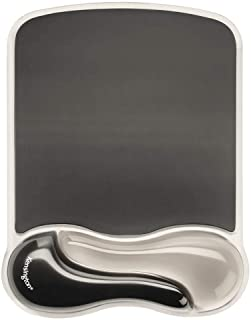 Kensington Duo Gel Mouse Pad with Wrist Rest - Gray (K62399US), Grey