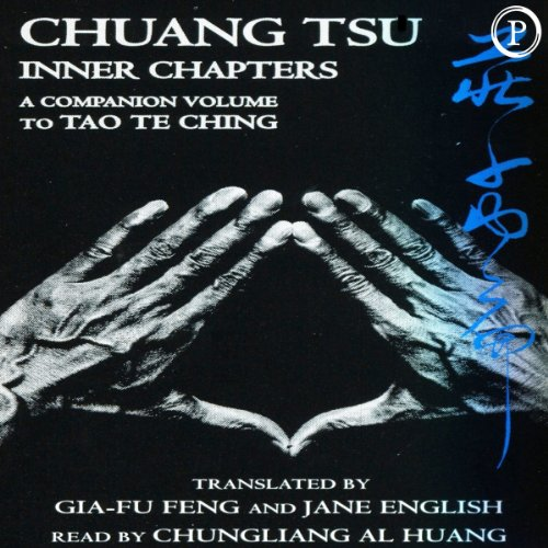 Chuang Tsu audiobook cover art
