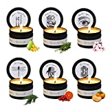 Scented Candles Gifts Set for Women, Aromatherapy Candle Stress Relief Relaxation 100% Pur...