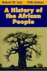 A History of the African People Paperback