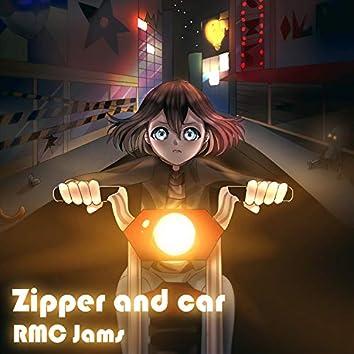 Zipper and Car