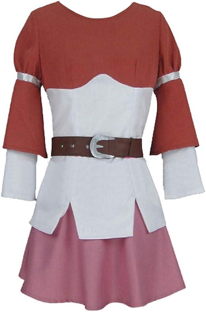 Latest item 100% quality warranty! TenSura Eryune Elyune H Grimwald Dress Clothing Cosplay Costume