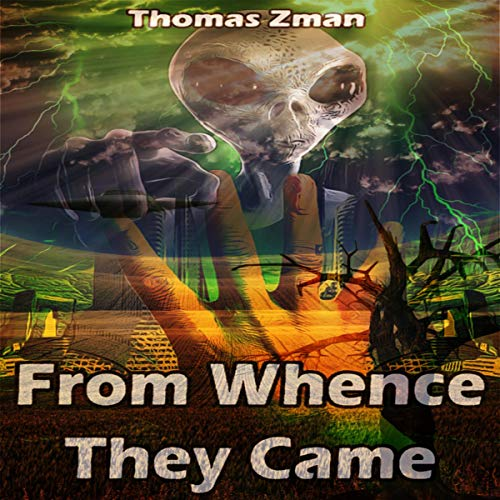 From Whence They Came cover art