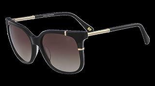 دي في اف نظارات شمسية للنساء، بني غامق