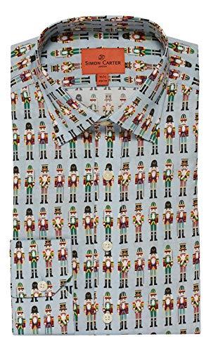 Simon Carter Kerst Notenkraker Pop Shirt