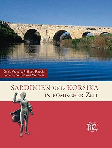 Buchseite und Rezensionen zu 'Sardinien und Korsika in römischer Zeit (Zaberns Bildbände zur Archäologie)' von Cinzia Vismara