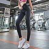 ShFhhwrl Mujer Leggins Pantalones De Yoga Sin Costuras De Cintura Alta Leggings Deportivos para Entrenamiento De Mujeres Slim Fitness Push Up Mallas para Corre