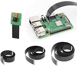 Raspberry Pi Camera Cable, iUniker 15 Pin Ribbon Flat Cable, Pi Camera Flex Cable, Flex CSI Cable 50cm/1m/2m for Raspberry...