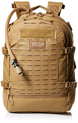 Camelbak Adult Skirmish Mil Spec Antidote Hydration Backpack, Coyote, One size