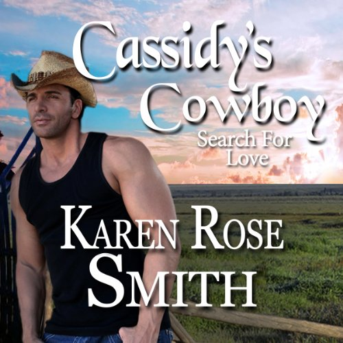 Cassidy's Cowboy audiobook cover art