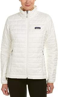 Women's Nano Puff Insulated Jacket (Large, Birch White)