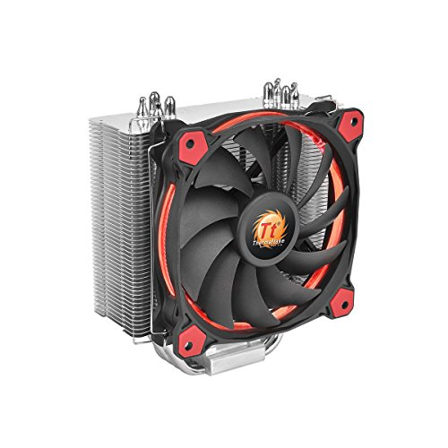 Thermaltake Riing Silent 12 Red CPU-Kühler