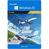 Microsoft Flight Simulator Premium Deluxe Edition for PC [Online Code]