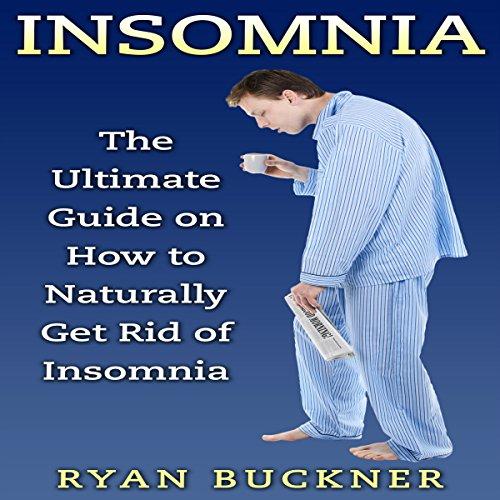 Insomnia audiobook cover art