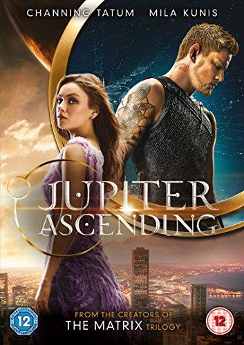 Jupiter Ascending [DVD] [2015]