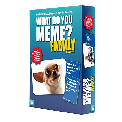 What Do You Meme? Family Edition - The...