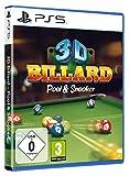 3D Billard - Billard & Snooker für die ganze Familie - [PS5]