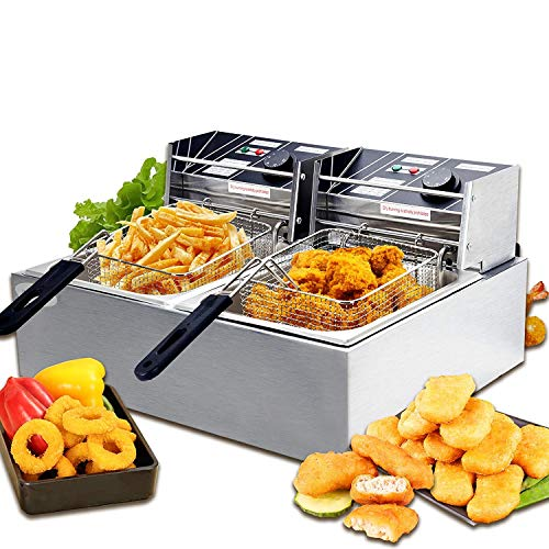 Best professional deep fryer
