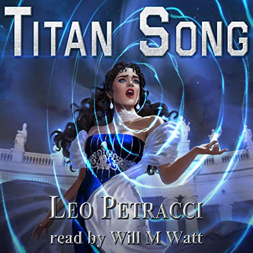 Couverture de Titan Song