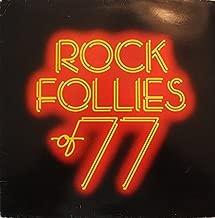 Rock Follies Of 77 - Julie Covington, Sue Jones-Davies, Charlotte Cornwell, Rula Lenska LP