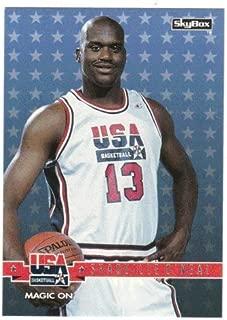 Shaquille O'Neal (Basketball Card) 1994 Skybox USA # 72