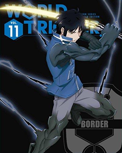 ワールドトリガー VOL.11 [Blu-ray]