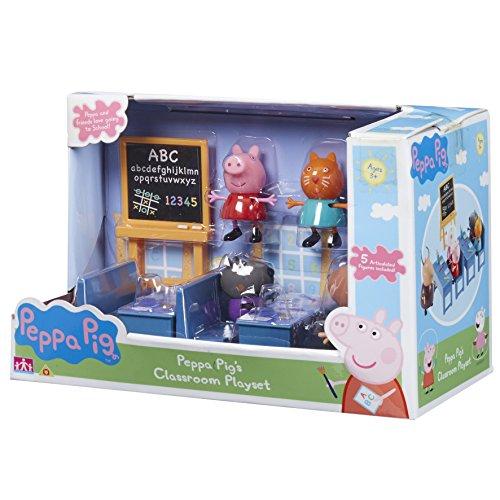 Peppa Pig 05033 Classroom Playset