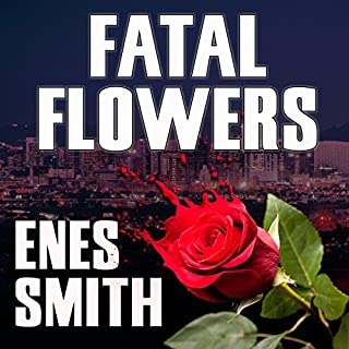 Fatal Flowers audiobook cover art