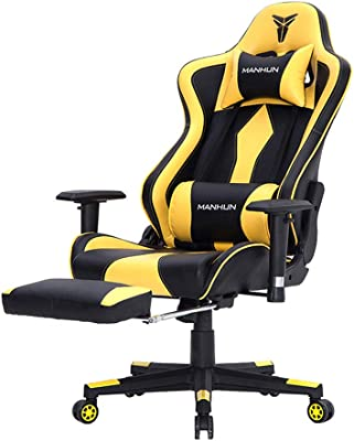 Awesome Amazon Com Iwr1 Imperatorworks Brand Gaming Chair Computer Machost Co Dining Chair Design Ideas Machostcouk