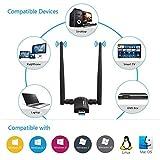 Immagine 1 flybiz adattatore wifi 1200mpbs usb