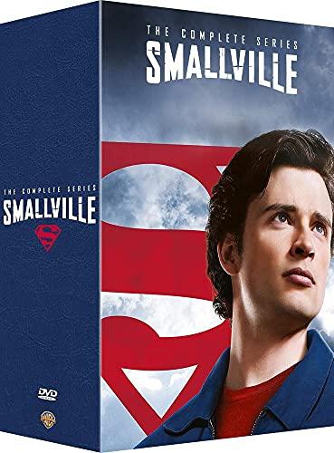 Smallville-L'intégrale des 10 Saisons