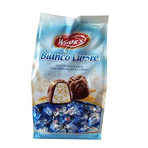 WITOR'S(ウィターズ) ミルクチョコレートプラリネ BIGサイズ 1KG