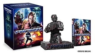 FORTRESS - Die Festung - Limited Büste inkl. Mediabook Box (Streng limitiert auf 444 Stk - Ausverkauft) - Blu-ray