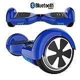 MARKBOARD Gyropode Bluetooth 6.5 Pouces, Balance Board Scooter Électrique Auto-équilibrage