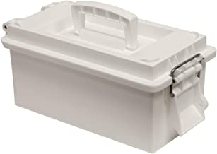 Wise 56011-40 Small Utility Dry Box, White