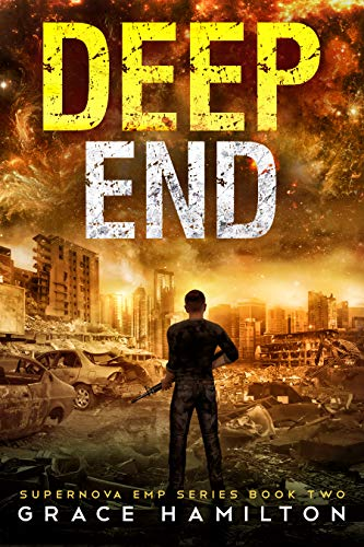Deep End (Supernova EMP Series Book 2) by [Grace Hamilton]