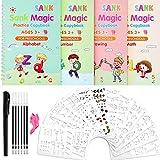 4 Stücke Magisch Schreiben Pasten Kinder Handschrift