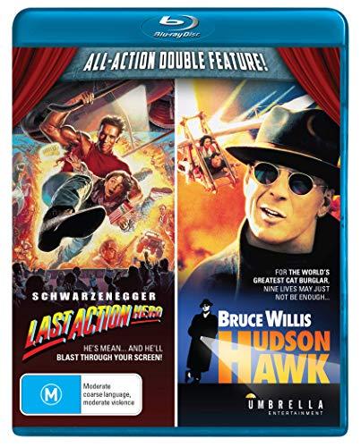 Last Action Hero/Hudson Hawk [Blu-Ray] [Import]