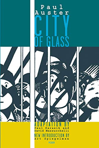 City of Glass. A Graphic Mystery: The Graphic Novel (New York Trilogy, Band 1)