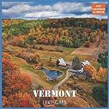 Vermont Landscape Calendar 2022: Official Vermont State Calendar 2022, 16 Month Calendar 2022