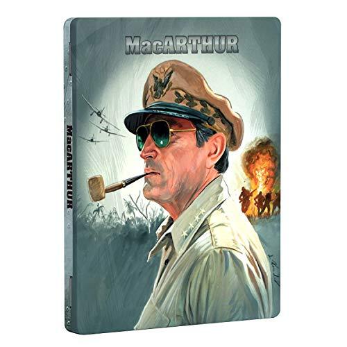 MacArthur – Held des Pazifik (Limited Steelbook Klassiker Edition) [Blu-ray]